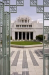 Photo: Alberta Temple Church Entrance Gates