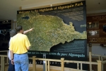 Photo: Algonquin Provincial Park Map Ontario