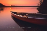 Photo: Algonquin Sunset Ontario
