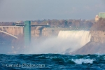 Photo: American Falls New York State View From Canada