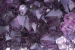 Large purple gems can be seen at the Amethyst Mine near Thunder Bay, Ontario in Canada.