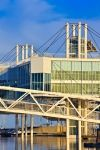 Photo: Atlantis Event Center Architecture Ontario Place Toronto