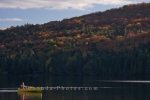 Photo: Autumn Canoeing Algonquin Provincial Park Ontario