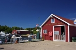 Photo: Baddeck Town Marina Cape Breton Nova Scotia