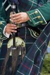 Bagpipes are a Scottish instrument which takes a lot of talented fingering work to become extremely good on this musical instrument.
