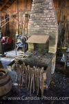 Photo: Blacksmith Shop Mennonite Heritage Village Steinbach Manitoba
