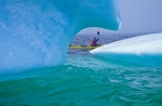 Photo: Blue Iceberg Kayaking Adventure