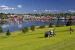 Photo: Bluenose Golf Club Lunenburg Town Scenery Nova Scotia