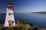 Photo: Boars Head Lighthouse Long Island Nova Scotia