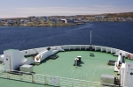 Photo: Newfoundland Ferry Boat Bow