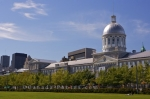 Photo: Bonsecours Market Exterior Downtown Montreal Quebec