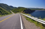 Photo: Road Picture Cabot Trail Near Grande Falaise