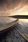 Photo: Canoe Lake Sea Landscape