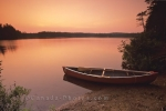 Photo: Canoe Sunset Ontario