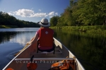 Canoeing trips on the Mersey River in Kejimkujik National Park, Nova Scotia are the best way to see the beautiful scenery that surrounds the region.