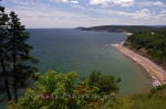 Photo: Cape Breton Coastline Nova Scotia