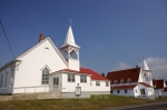 Photo: Wesleyan United Baptist Churches Seal Cove New Brunswick