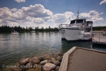 Photo: Clear Lake Charter Boat Wasagaming Manitoba