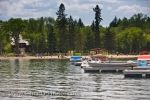 Photo: Clear Lake Holidaymakers Riding Mountain National Park Manitoba