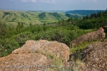 Photo: Cypress Hills Interprovincial Park Landscape