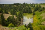 Photo: Devils Punch Bowl Scenery Spruce Woods Provincial Park Manitoba