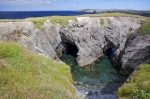 Photo: Dungeon Provincial Park Sea Caves Bonavista Newfoundland