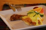 Photo: Eggs Benedict food picture