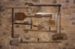 Photo: Eighteenth Century Tools Fortress Of Louisbourg Cape Breton