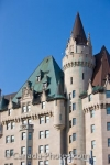 The Fairmont Chateau Laurier Hotel is beautiful in its architectural details.