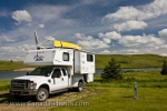 Photo: Firerock Campground Camper Elkwater Lake Alberta