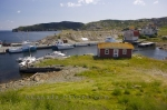 Photo: Fishing Town Brigus Admirals Coast Scenic Route Newfoundland