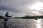 Photo: Fly Fishing Salmon River Newfoundland