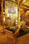 Fishermen who enjoy fly fishing will find the Rifflin'Hitch Lodge in Southern Labrador, Canada the ideal place to spend a fishing vacation.
