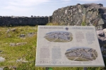 Photo: Fort Royal Sign Placentia Avalon Peninsula Newfoundland