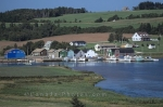 The old fishing village of French River on Prince Edward Island is a great place to visit.