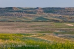 Photo: Frenchman River Valley Landscape Grasslands National Park Saskatchewan