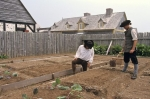 Photo: Gardening Louisbourg Nova Scotia