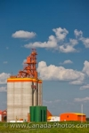 Photo: Grain Elevator In Qu Appelle Valley Saskatchewan