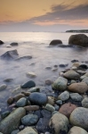 Photo: Green Point Sunset Beach Scenery Newfoundland Canada