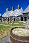 Photo: Historic Courtyard Port Royal National Historic Site