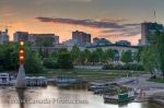Photo: Historic Forks City Winnipeg Manitoba