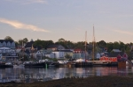 Photo: Historic Lunenburg Harbour Nova Scotia