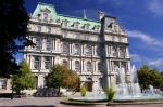 Photo: Historic Building Montreal City Hall Old Montreal Quebec