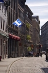 Photo: Historic Street Buildings Old Montreal Quebec
