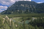 Photo: Hoodoos Landscape Banff National Park