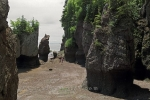 Photo: Hopewell Rocks New Brunswick