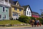 Photo: Horse Wagon Tours Historic Lunenburg Nova Scotia