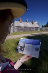 Photo: Information Brochure Nova Scotia National Historic Site