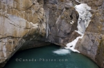 Photo: Johnston Canyon Lower Falls Banff