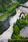 Photo: Kakabeka Falls Aerial Picture Thunder Bay Ontario